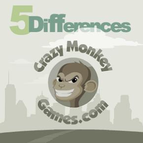 Найдите 5 отличий на живых картинках