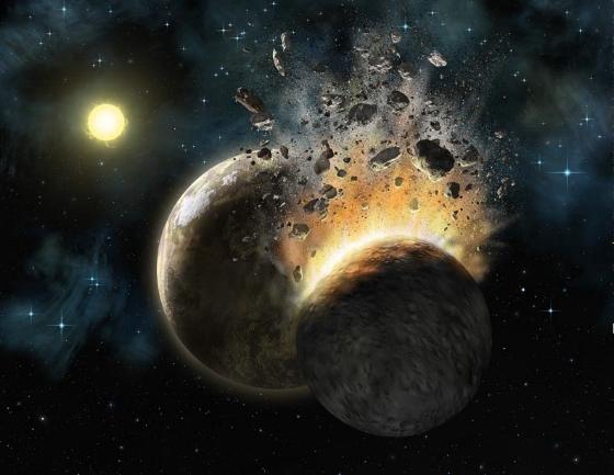 Неизвестная планета Солнечной системы – Фаэтон