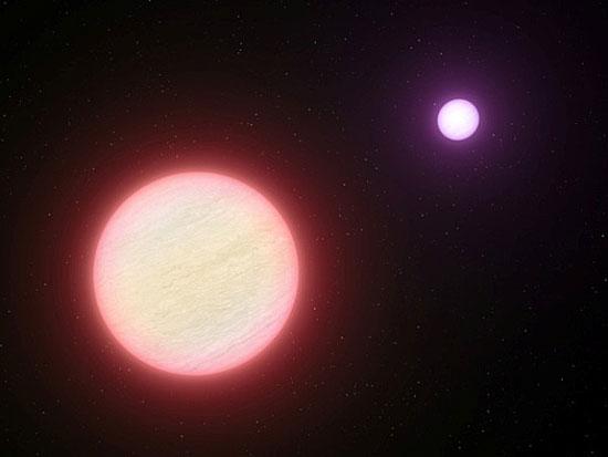 Найдена самая холодная Звезда в галактике – коричневый карлик