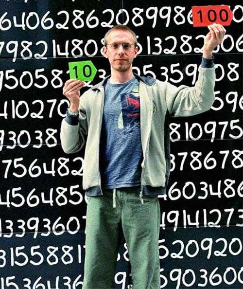 Математический гений Даниель Таммет человек-компьютер