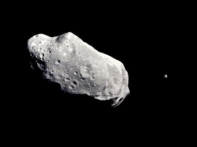 В 2036 мы можем увидеть астероид Апофис невооруженным взглядом