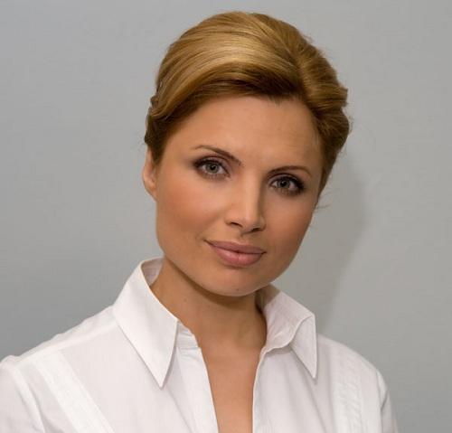 Анна Шнайдер - телеведущая