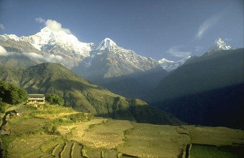 Мистические Гималаи