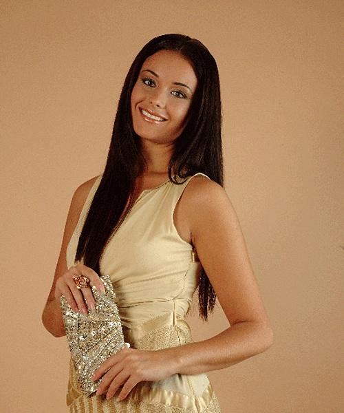 Оксана Федорова - Мисс Вселенная 2002