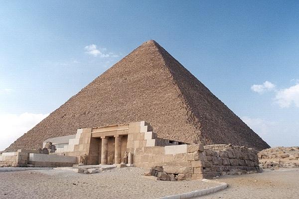 пирамида хеопса фото