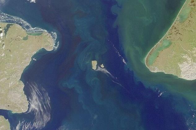 Острова Ратманова и Крузенштерна
