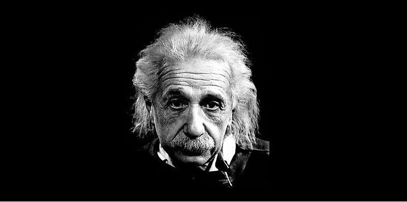 Автор загадки - Альберт Эйнштейн