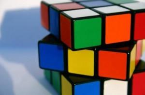 кубик Рубика и число Бога