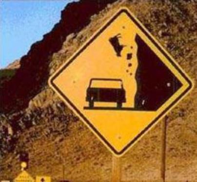 знак: осторожно! летающие коровы!