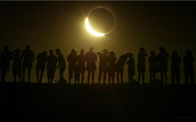 10 фактов о Солнечном затмении
