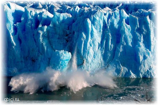 Таяние ледников