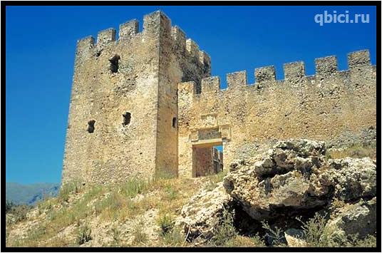 замок франка-кастелло