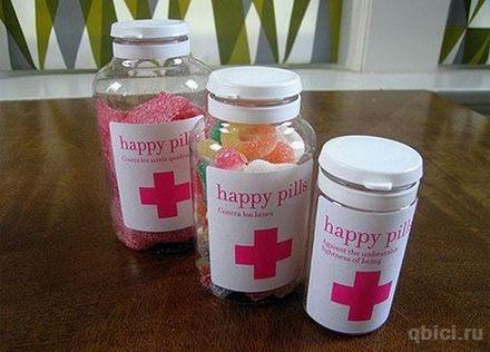 Таблетка счастья существует!