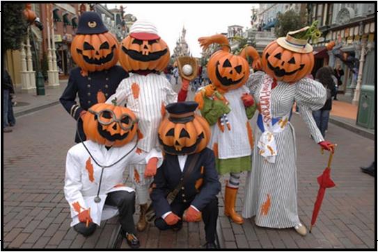 фестиваль хэллоуин
