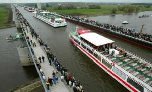 мардебургский водный мост