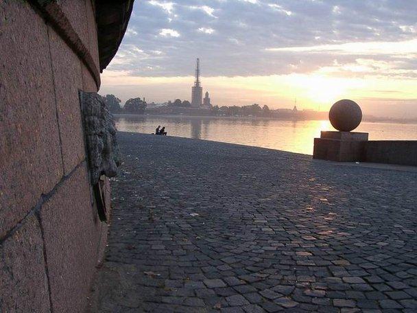 Романтика и красота белых ночей Санкт-Петербурга