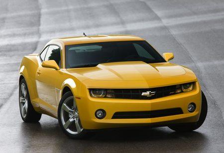 Chevrolet Camaro – классный автомобиль