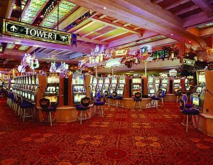 Особенные казино - Взлом игрового аппарата.