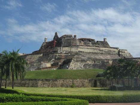 Крепость Сан-Фернандо в Фигерасе