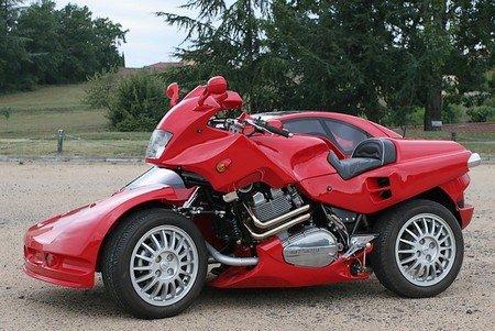 Автомобиль или мотоцикл?