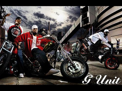G-Unit короли хип-хопа