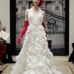 Модные свадебные платья летнего сезона 2012