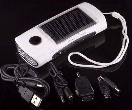 Знакомьтесь – это солнечные батареи для зарядки телефона