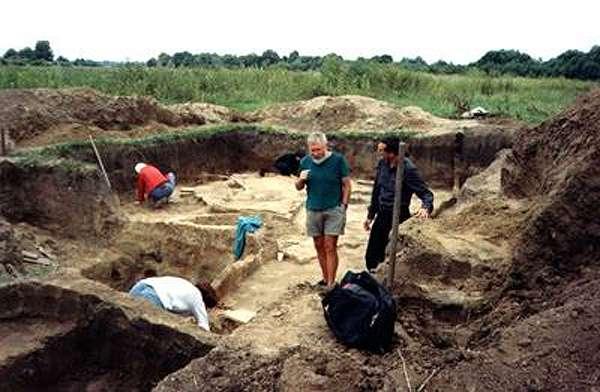 Остатки абсорбированной пищи в глиняной посуде дали информацию о пищевом рационе древних людей