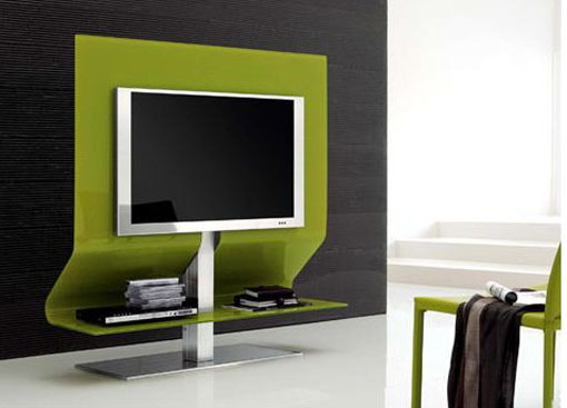 Телевизор в интерьере комнаты