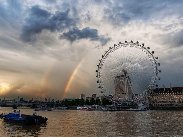 Око Лондона (London Eye)