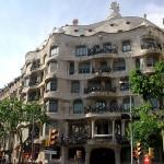 Барселона Антонио Гауди