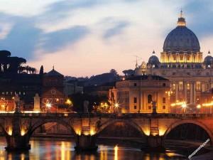 Центр христианства - Италия