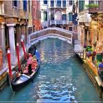 Отдых в Венеции.