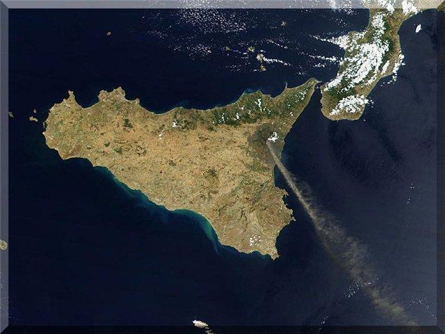 Несколько занимательных фактов о Сицилии