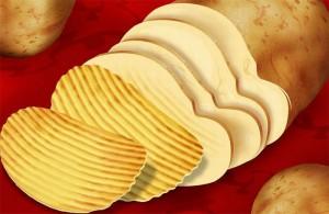 Несколько интересных фактов о чипсах
