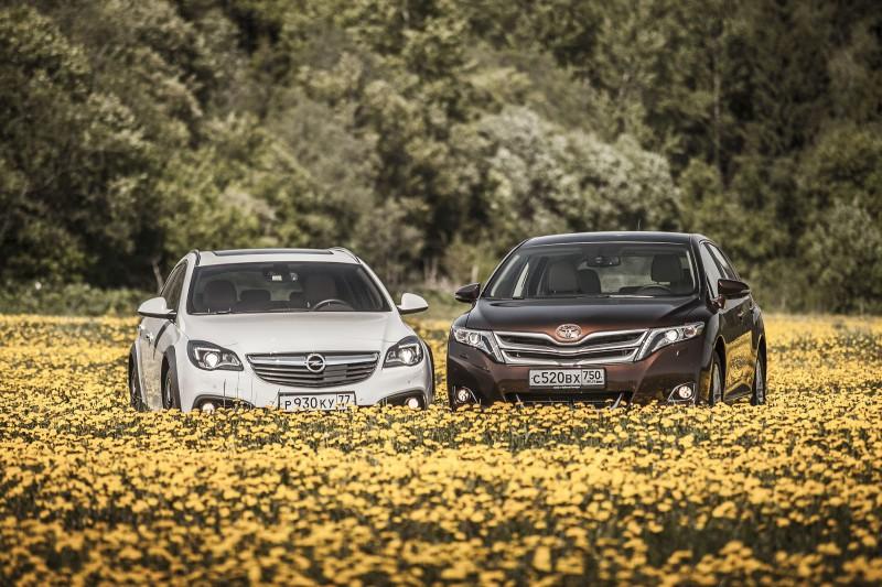 Какие они разные, автомобили