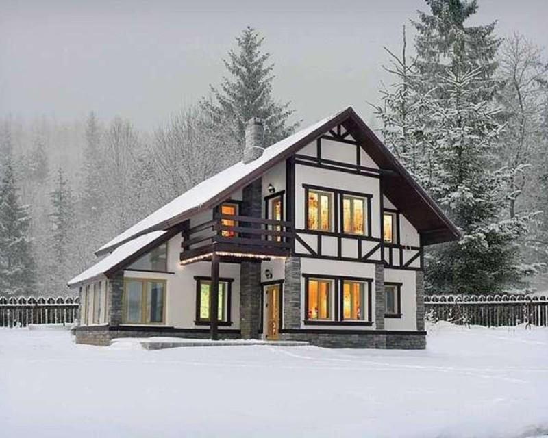 Особенности строительства загородного дома