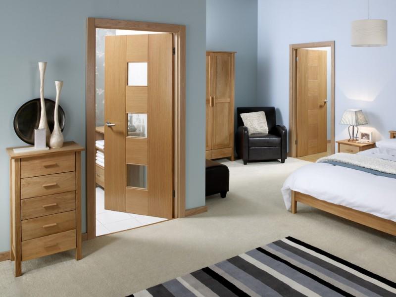 Нужны ли межкомнатные двери в доме