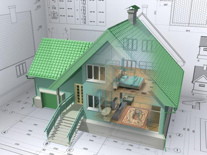 Строительство дома: от фундамента до отделки