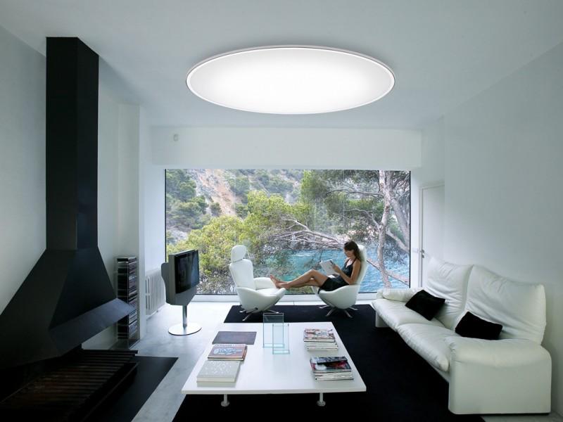 Освещение дома: потолочные светильники