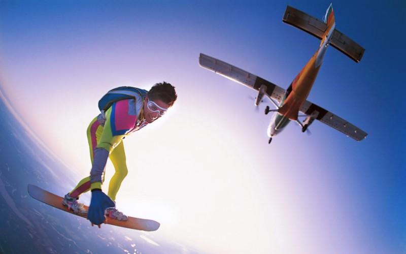 Экстремальный спорт и его особенности