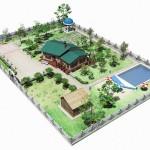 Как правильно обустроить загородный участок