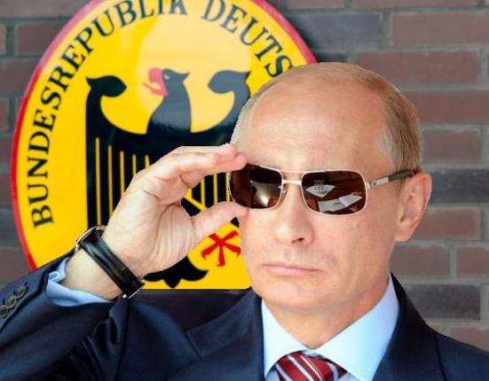 Немец в Кремле