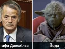 Сеть порвали фото украинских политиков в образах героев «Звездных войн»