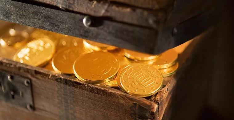 Возле Колумбии найдет гален 18 века с сокровищами