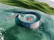 Бельгийцы создали мини ГЭС, которая не влияет на естественный поток рек