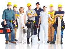 Рабочие профессии стали редкостью