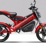 В Украине начнут собирать электрические мотоциклы c запасом хода 110 км