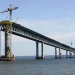 Российский ученый предсказал опасность обрушения Крымского моста