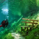 Найден гигантский подземный океан